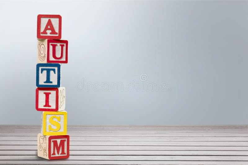 Autism royalty free stock photos