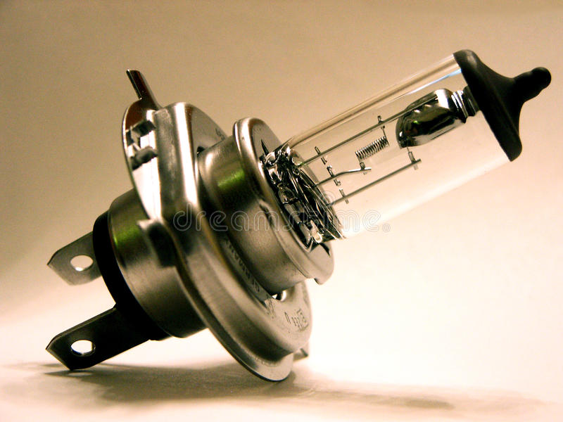 An auto bulb royalty free stock images