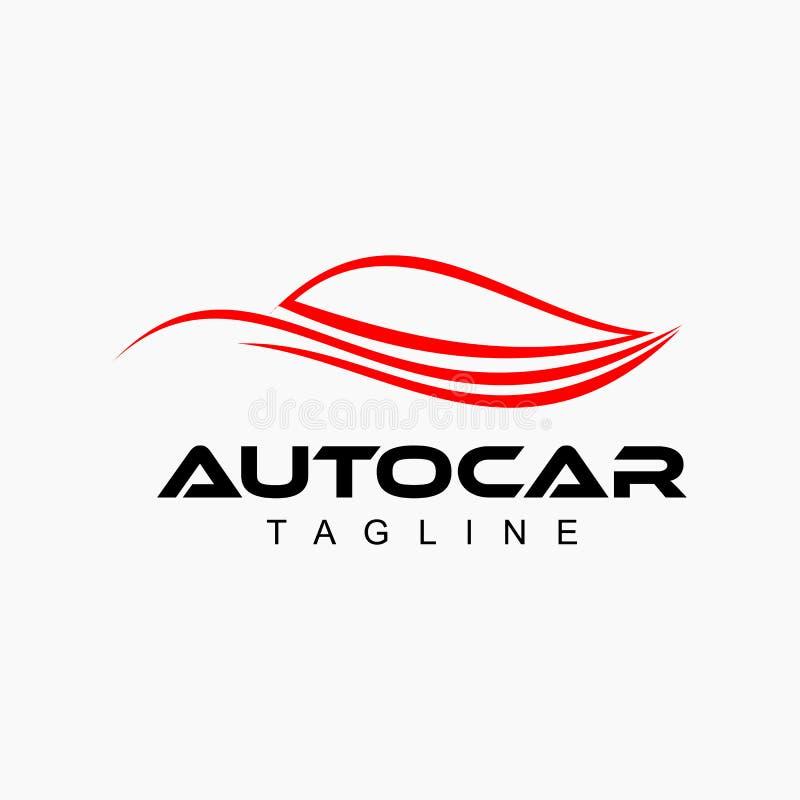 AUTO CAR LOGO DESIGN TEMPLATE, VECTOR, ICON vector illustration