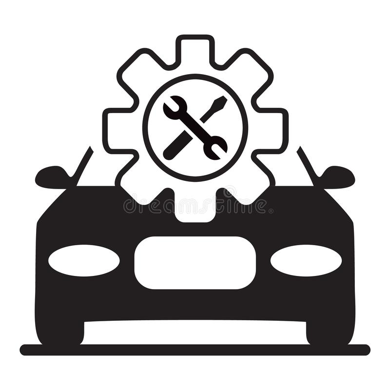 Auto Center - Car Repair stock photos