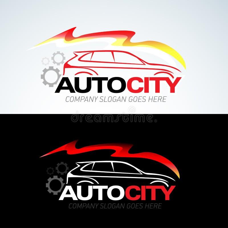 auto city car logo template auto cars car logo speed automotive rh dreamstime com city car club logo city car club logo
