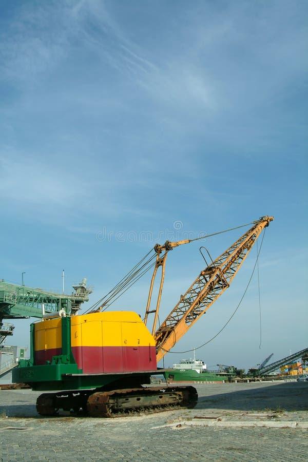 Download Auto crane stock photo. Image of machines, move, construction - 314168