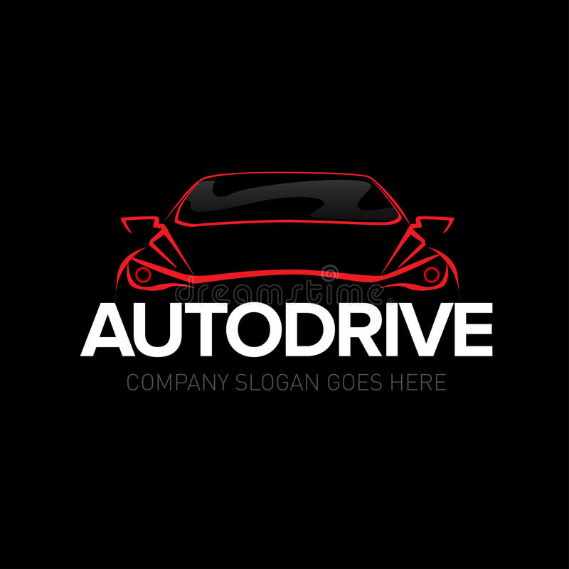 auto drive car logo template auto cars car logo speed automotive