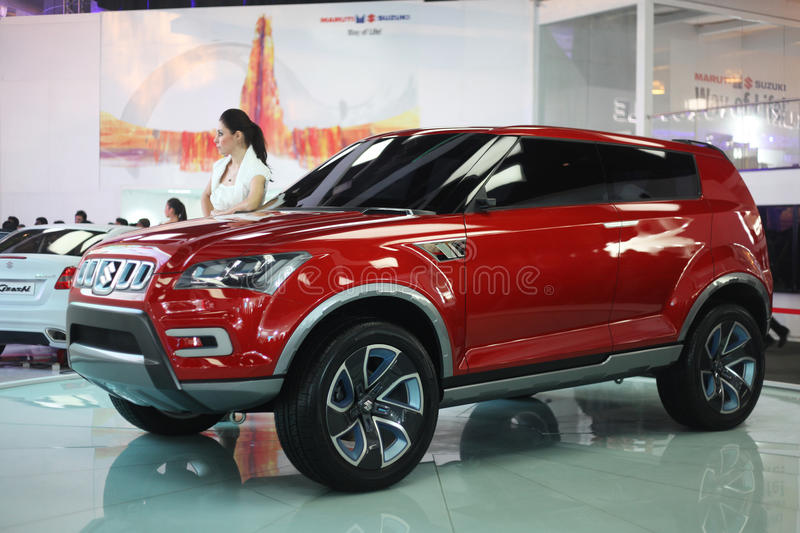 Download Auto Expo 2012 editorial image. Image of transportation - 22761390