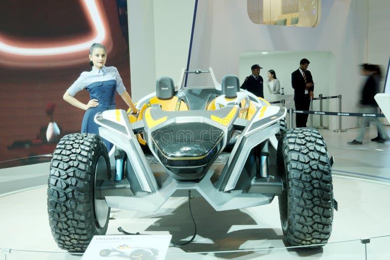 Auto Expo 2020, Greater Noida, India stock photography