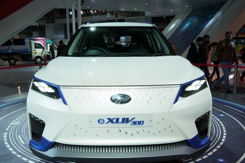 Auto Expo 2020, Greater Noida, India stock photos