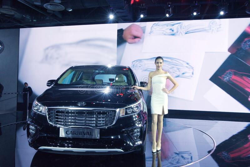 Auto Expo 2020, Greater Noida, India royalty free stock images