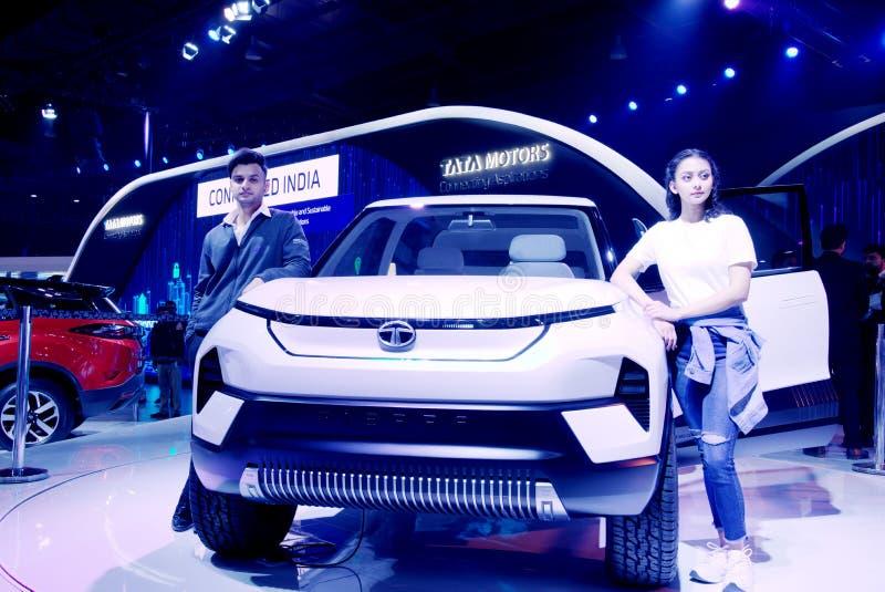 Auto Expo 2020, Greater Noida, India royalty free stock image