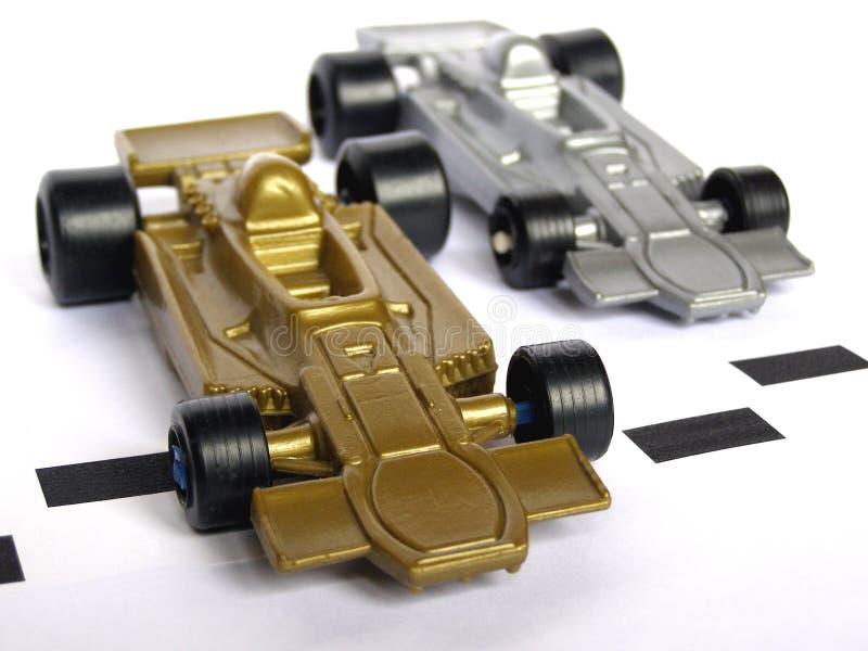 Auto F1 lizenzfreies stockfoto