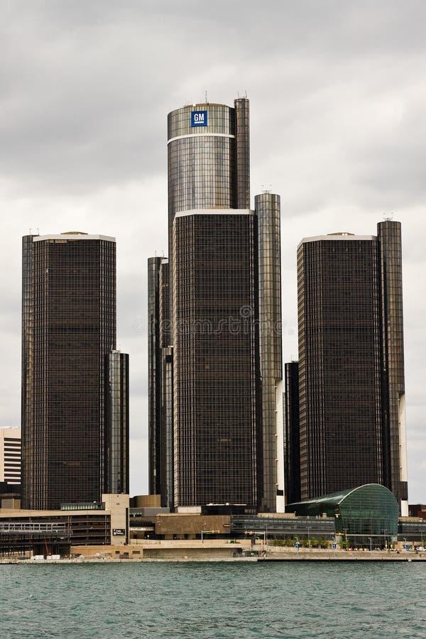 Auto fabricante falido General Motors dos E.U. foto de stock