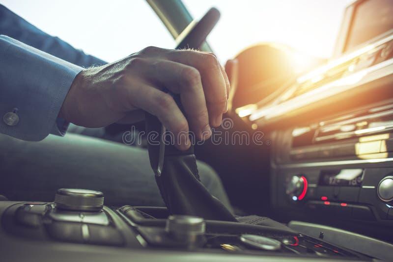 Auto-Fahrenkonzept lizenzfreies stockfoto