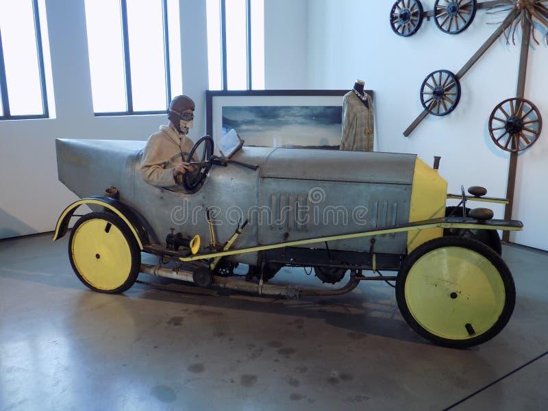 Auto-klassischmuseum MotorigMÀLAGA lizenzfreie stockfotos