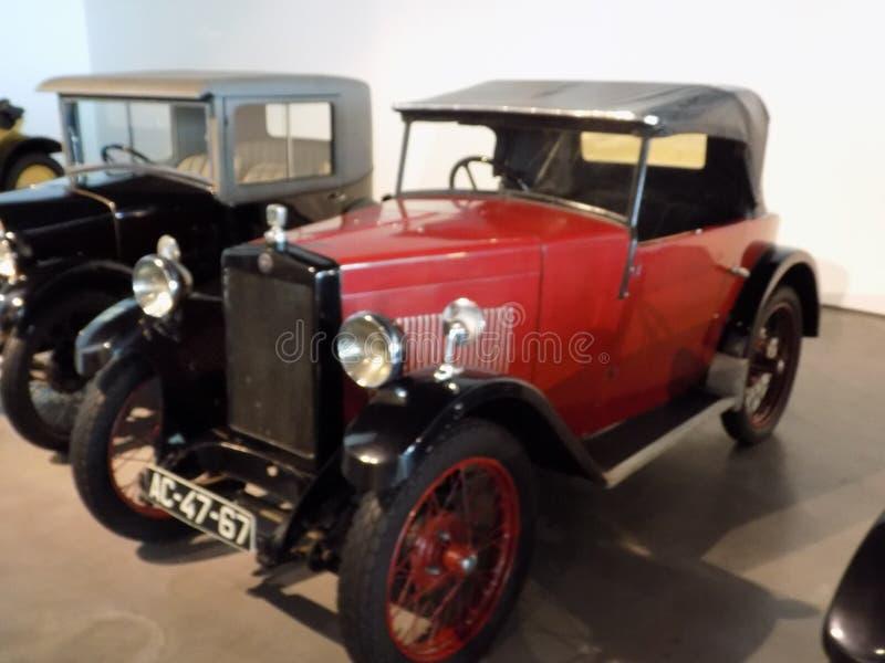 Auto-klassischmuseum MotorigMÀLAGA stockfoto