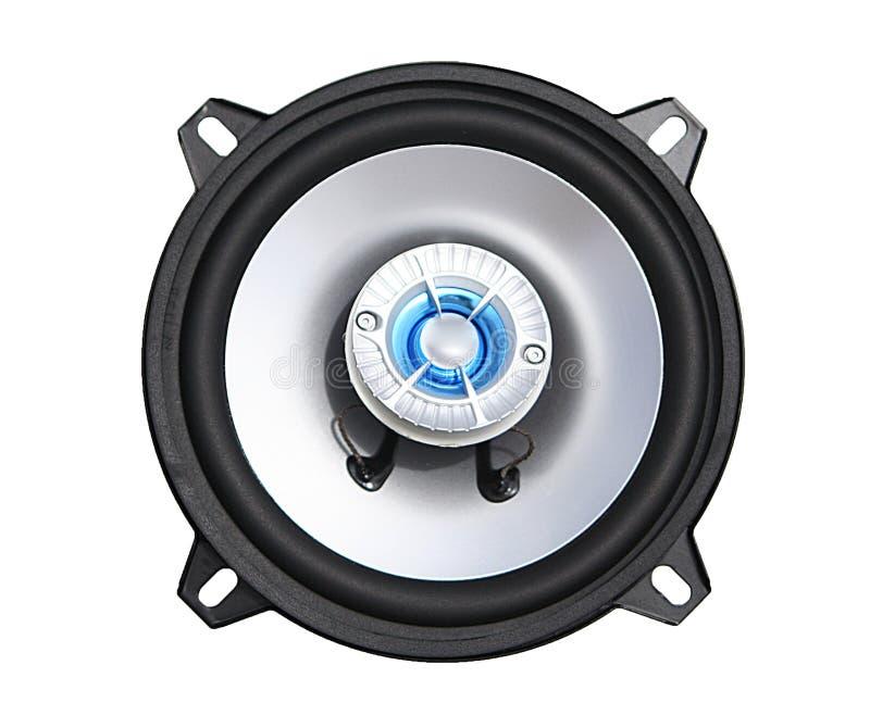 Auto-Lautsprecher vektor abbildung