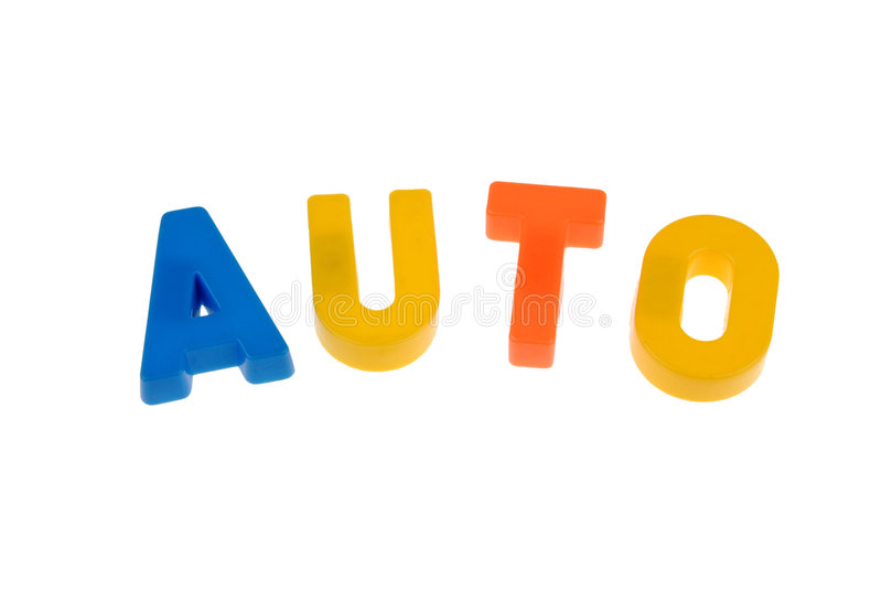 Download Auto letters stock image. Image of caution, life, spell - 2181625