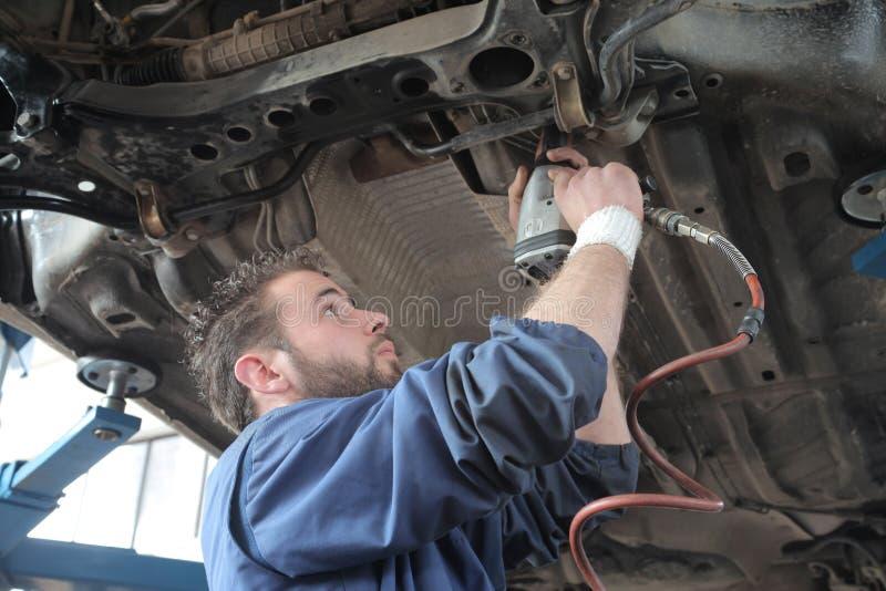 auto mechanik fotografia stock