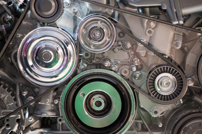 Auto-Motor lizenzfreie stockfotos