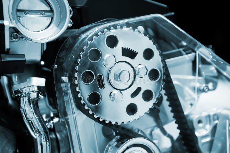 Auto-Motor stockfotos