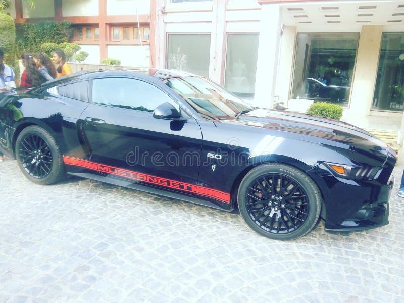 Auto-Mustang GT stockfotos