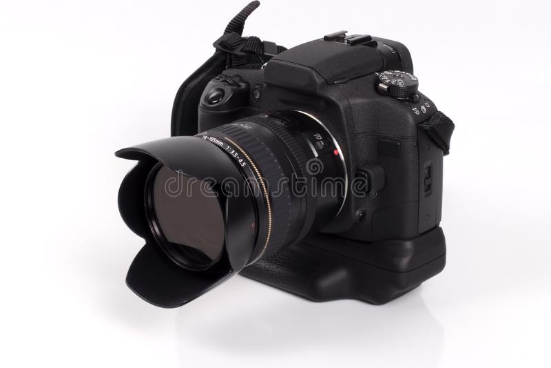 Auto Ostrości 35mm Slr Kamera 4 Fotografia Stock