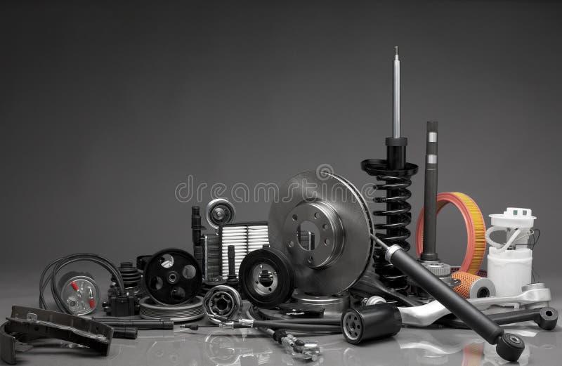 Auto parts royalty free stock photos