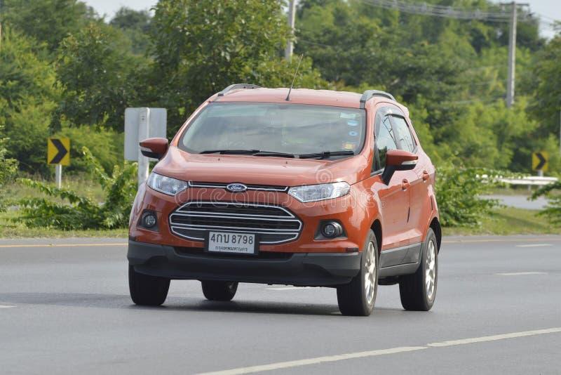 Auto privata, Ford Ecosport fotografia stock libera da diritti