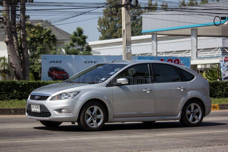 Auto privata, Ford Focus fotografia stock