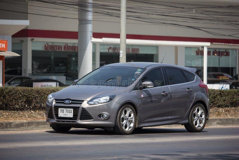 Auto privata, Ford Focus immagini stock