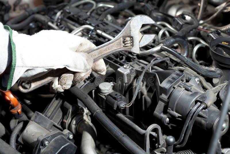 Auto Repair royalty free stock image