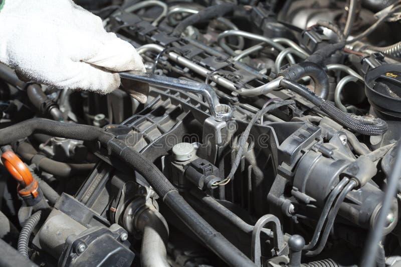 Auto Repair royalty free stock photos