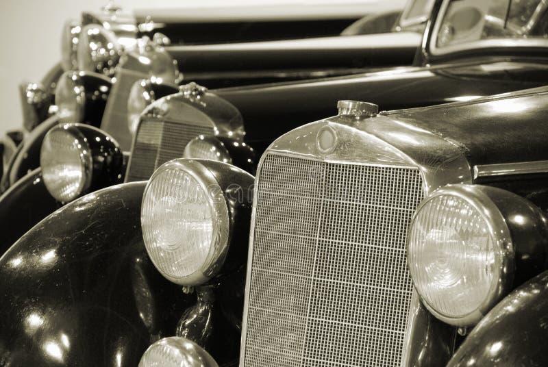 Auto's. royalty-vrije stock fotografie