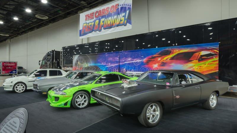 Auto's van royalty-vrije stock fotografie