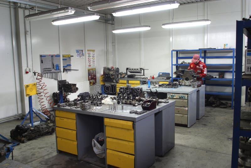 Download Auto service stock image. Image of garage, parts, automobile - 1732701