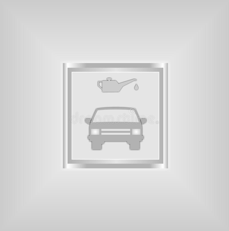Download Auto service stock illustration. Image of class, service - 23966732