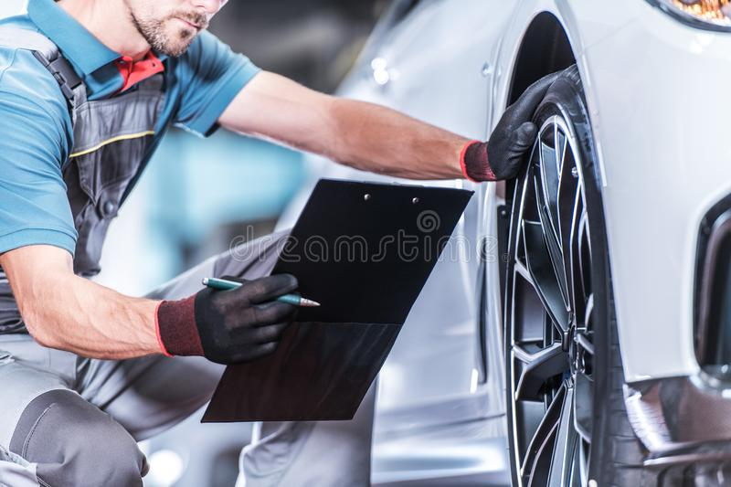 Auto Service Industry stock images