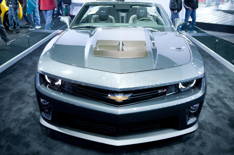 Download Auto Show. February 12, 2012 In Chicago Editorial Stock Image - Image: 23362699