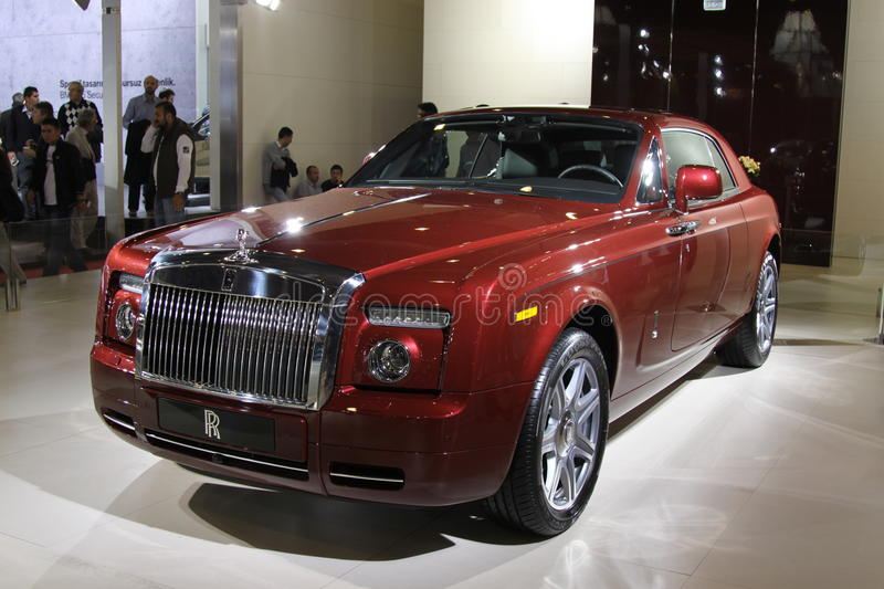 Download Auto Show Istanbul 2010 editorial photo. Image of brand - 16749456