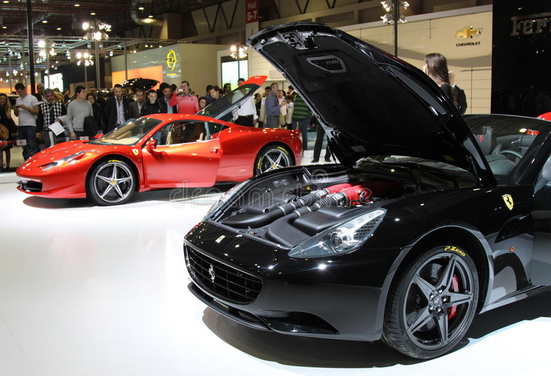 Download Auto Show Istanbul 2010 editorial photography. Image of power - 17716887