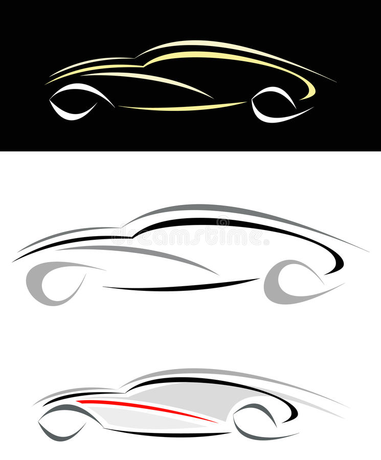 Download Auto, Sportive Car. Royalty Free Stock Images - Image: 15937669