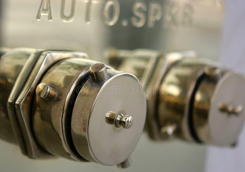 Auto Sprinkler Stock Photography