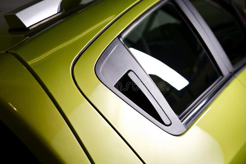 Auto-Türgriff stockfotos