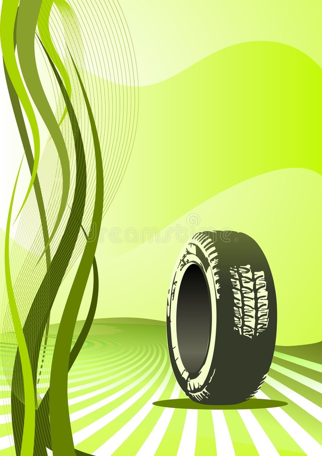Download Auto Tyre Royalty Free Stock Photography - Image: 9194337