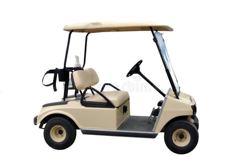 Auto van golf stock fotografie