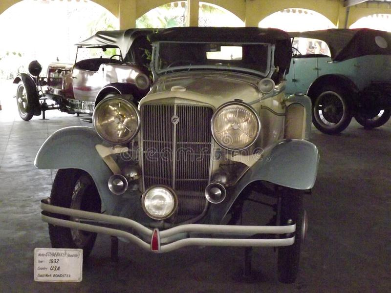 Auto World Vintage Car Museum, Ahmedabad, Gujarat. Auto World Vintage Car Museum at Ahmedabad, Gujarat, India stock photos