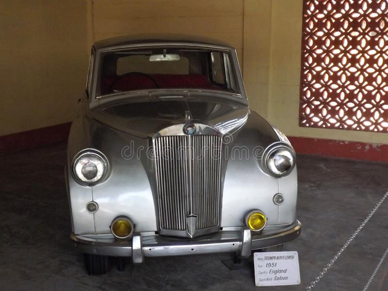 Auto World Vintage Car Museum, Ahmedabad, Gujarat. Auto World Vintage Car Museum at Ahmedabad, Gujarat, India royalty free stock images