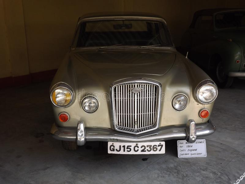 Auto World Vintage Car Museum, Ahmedabad, Gujarat. Auto World Vintage Car Museum at Ahmedabad, Gujarat, India stock image