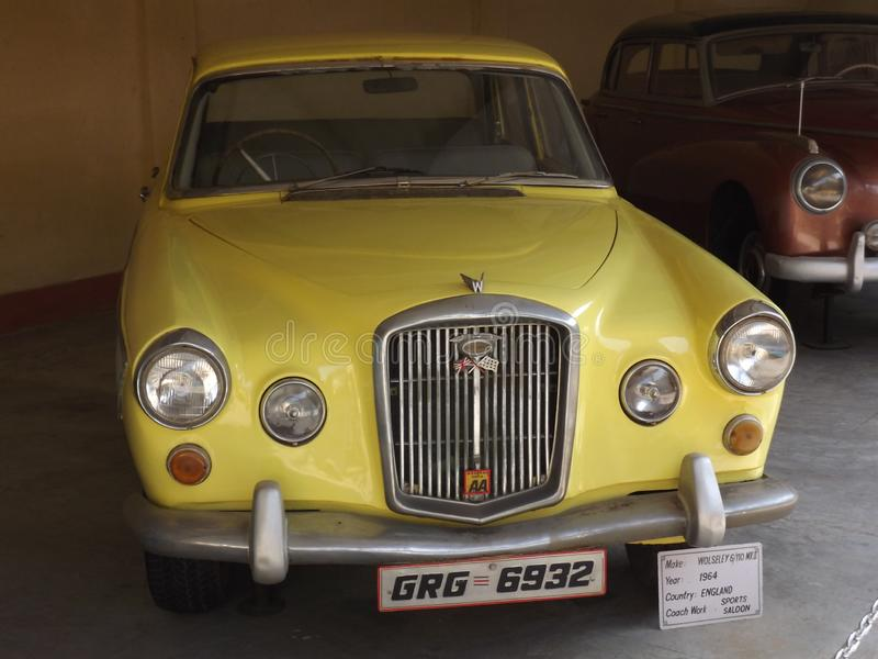 Auto World Vintage Car Museum, Ahmedabad, Gujarat. Auto World Vintage Car Museum at Ahmedabad, Gujarat, India stock photo