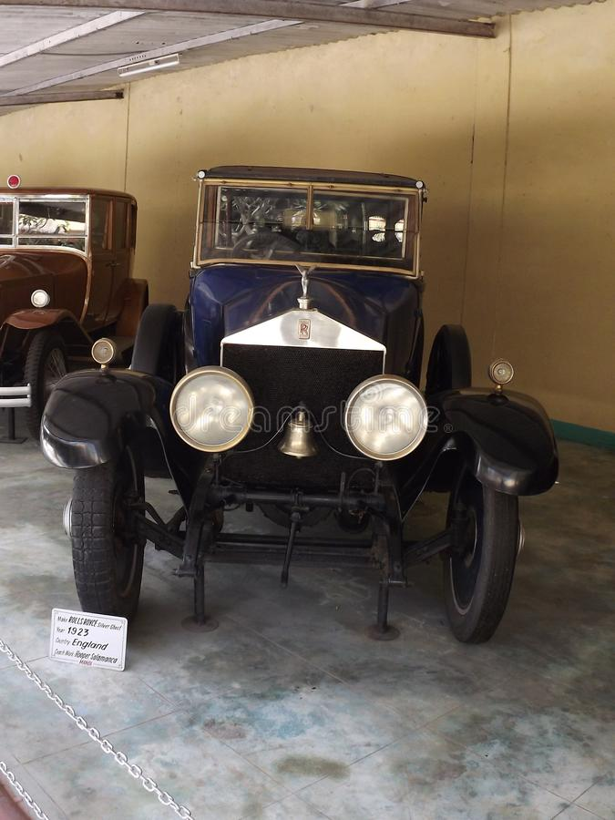 Auto World Vintage Car Museum, Ahmedabad, Gujarat. Auto World Vintage Car Museum at Ahmedabad, Gujarat, India stock photography