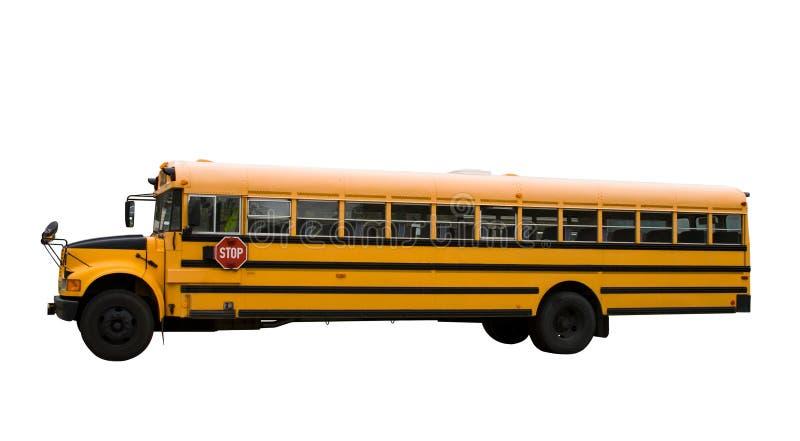 Autobús escolar foto de archivo