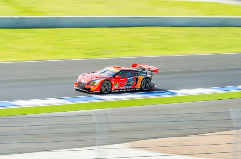 2014 Autobacs Super GT royalty-vrije stock foto